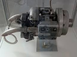 Riedel starter engine