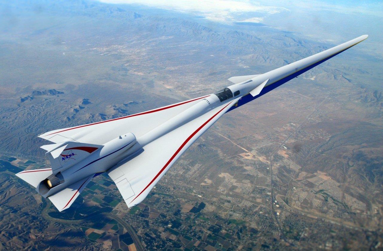 X-59 QueSST