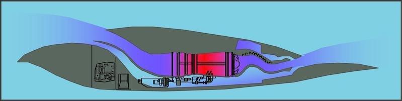 B-2 Engine schematic