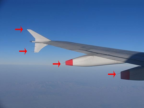 wing trailing edge