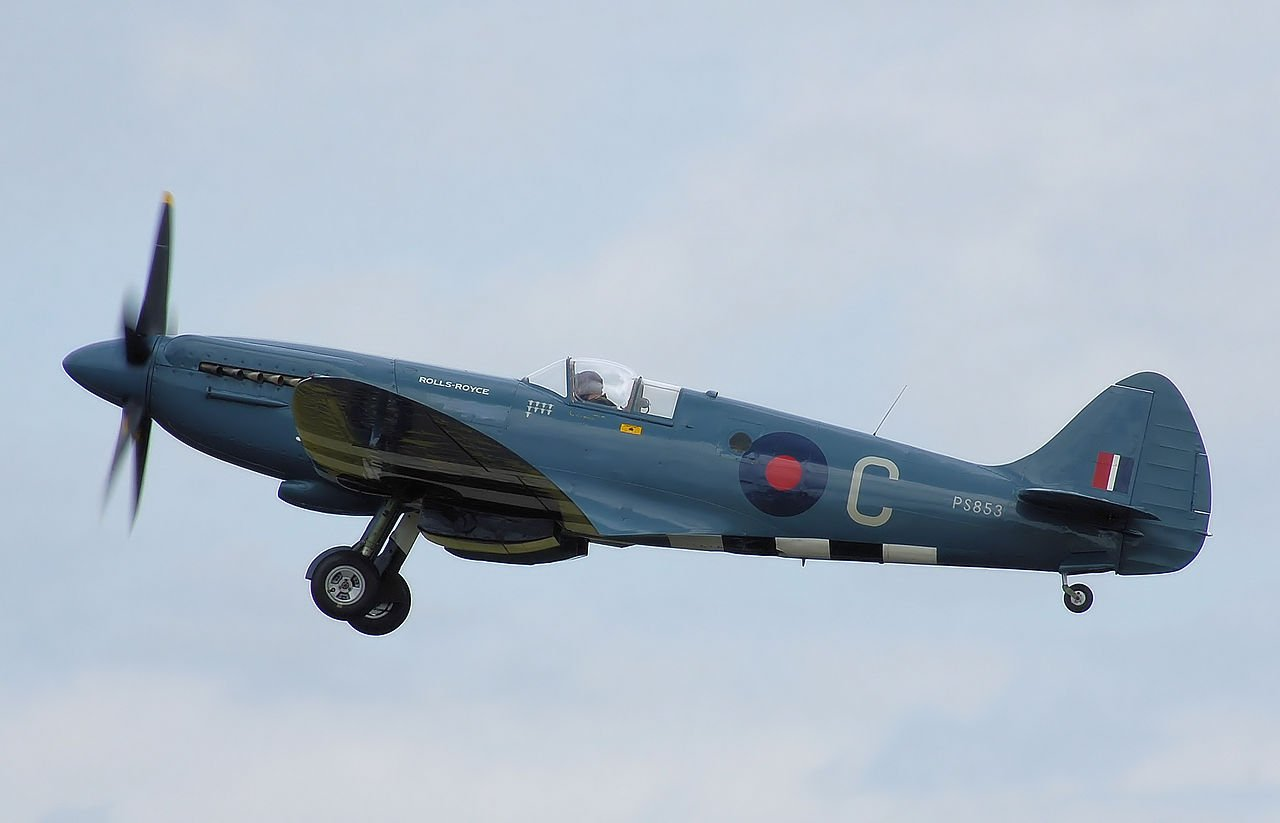 1944: Spitfire