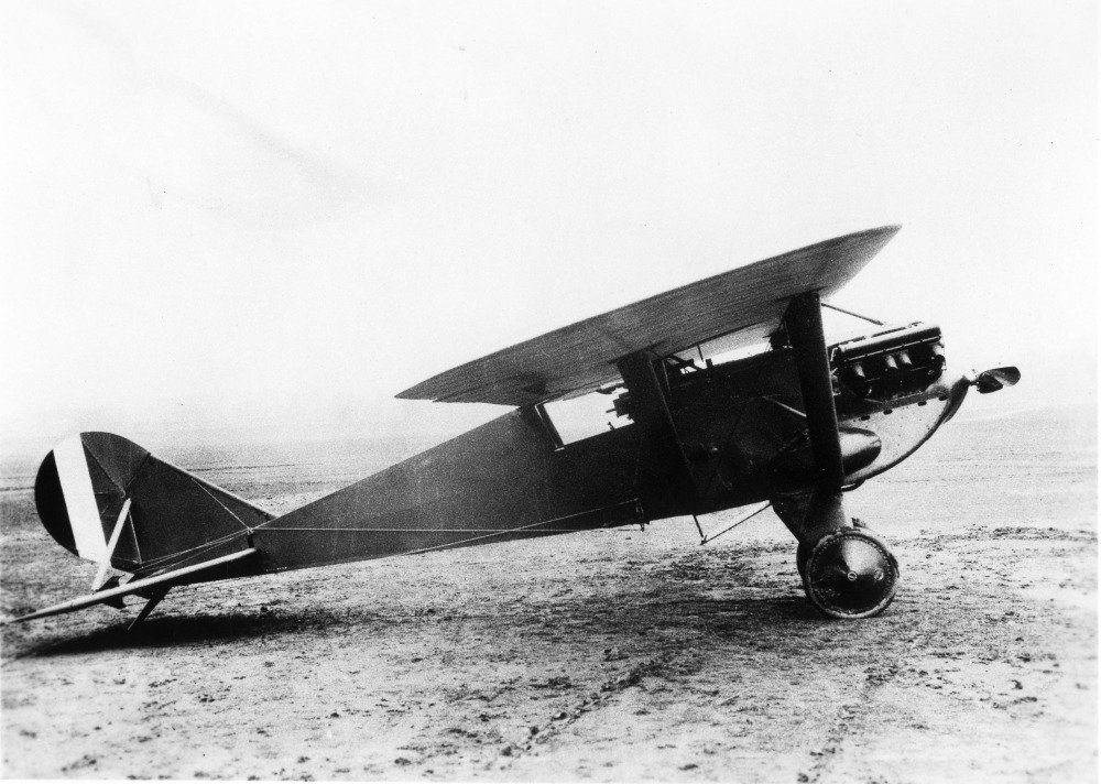 Loening PW-2 photo from the Ray Wagner Collection