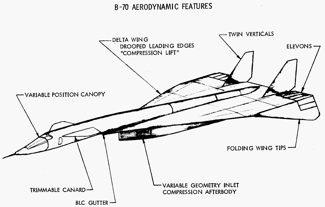 Final Valkyrie layout showing variable wingtips.