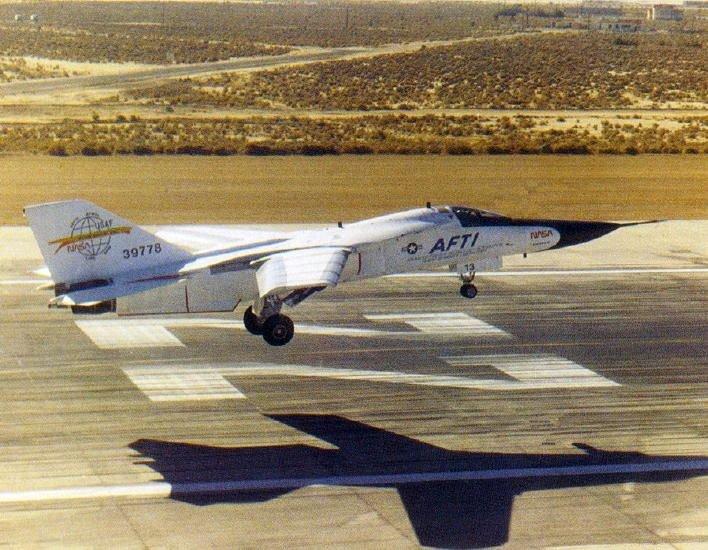 AFTI F-111