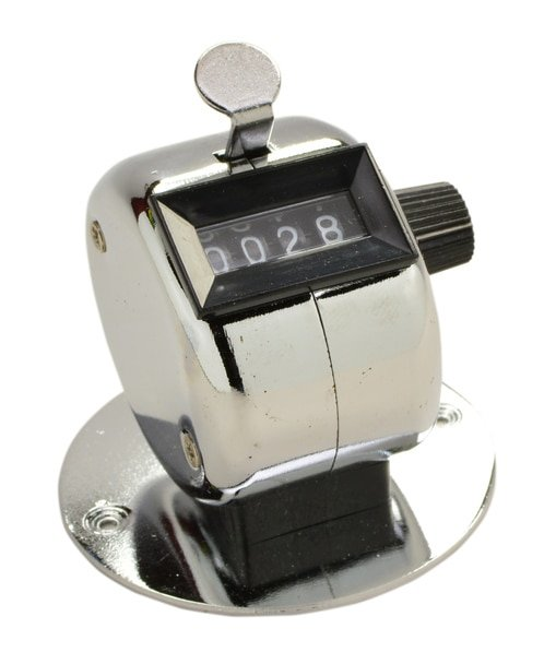 Mounted Tally Counter